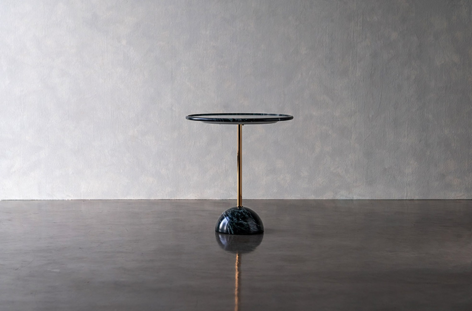 Juniper Green Marble Table